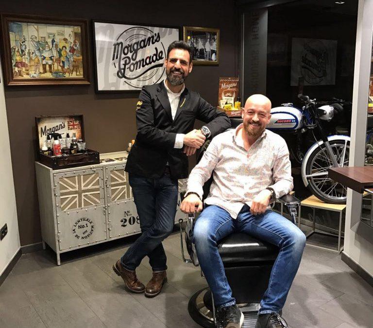 Entrevista a Enric Mas, propietario de Mas Perruquers