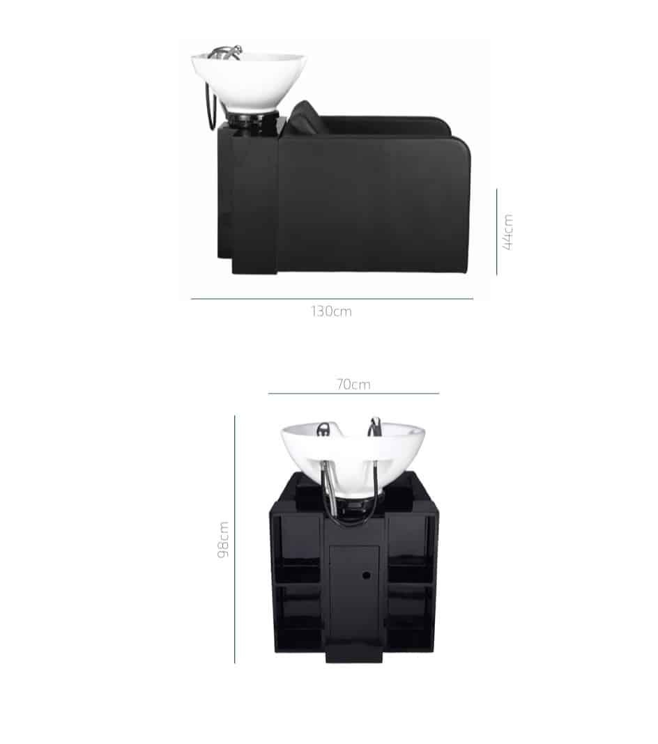Medidas lavacabezas modelo Jacob