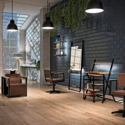 Design and manufacturing of barbershop and hair salon furniture