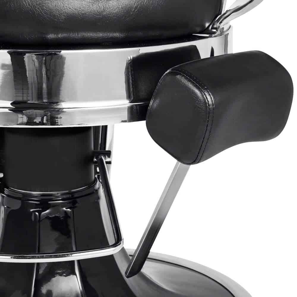 Kirk vintage barber chair base